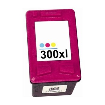 INK HP COMPATIBILE CON HP 300 XL COLORE