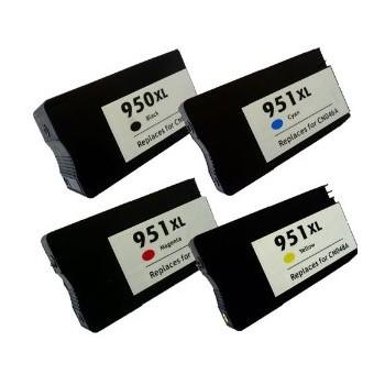 INK HP COMPATIBILE CON HP 950 XL BK