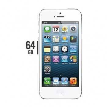 REFURBISHED APPLE IPHONE 5 64GB BIANCO