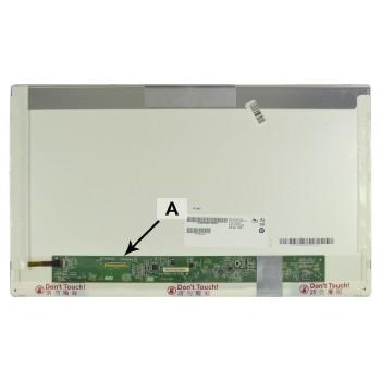 Display per NB 17.3 led 40 pin glossy
