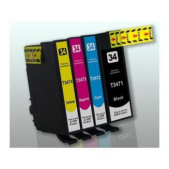 Ink Epson compatibile con T3473 magenta