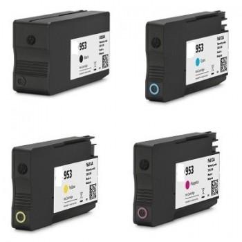 Ink HP compatibile con 953 XL BK