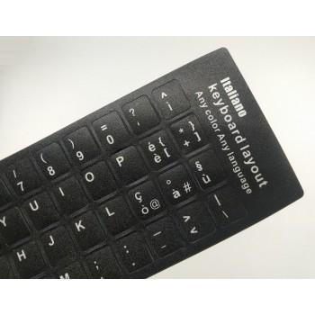 Kit Sticker tastiere layout italiano