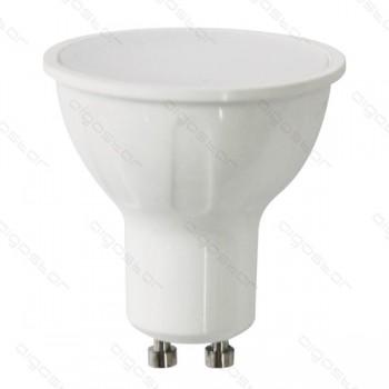 lampada led GU10 6W luce fredda