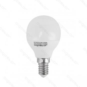 lampada led E14 6W luce calda