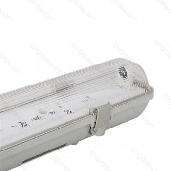 plafoniera 1 tubo T8  IP65 150cm
