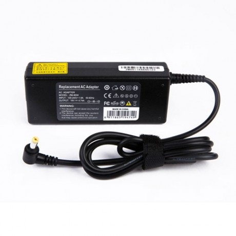 AC ADAPTER 5.5*1.7 90W 19V 4.74A no ac cable