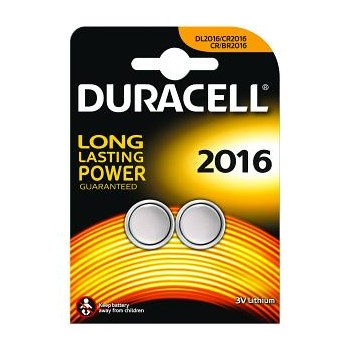 DL2016 COIN DURACELL 2 - PACK