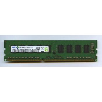 4GB DDR3 1333MHz ECC + TS DIMM