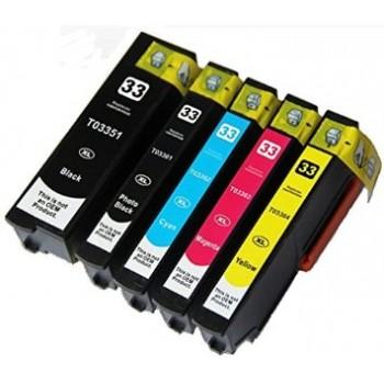 Cartuccia Epson compatibile con T3361 C