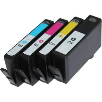 Ink HP compatibile con HP 934 BK