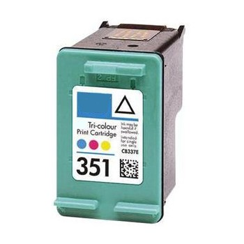 Ink HP compatibile con HP 351 XL color
