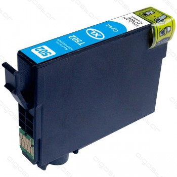 Ink Epson compatibile con T502XL C