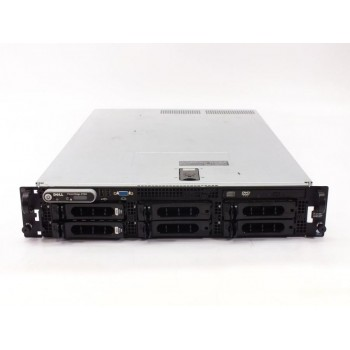 Server Dell Poweredge 2950 2xXeon E5410 18Gb 1x1Tb 2x73Gb 3x750Gb dvd-rom 2xpsu 19