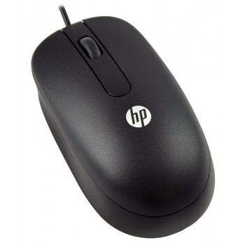 Mouse optical HP black usb bulk