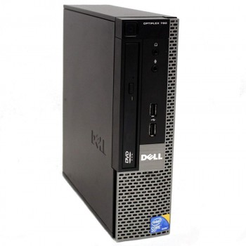 Pc Dell 780 usff E7600 4Gb 250Gb dvd-rw