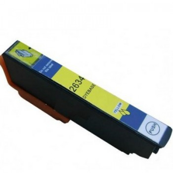 Ink Epson compatibile con T2634 Y