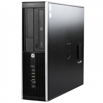 Pc Hp 8300 Elite sff i3-3220 4Gb 120Gb ssd dvd-rw W10H Cmar