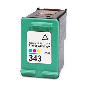 Ink HP compatibile con HP 343 COLOR