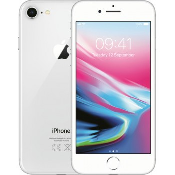 Apple iPhone 8 64GB silver grade A