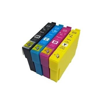Ink epson compatibile con T603xl BK