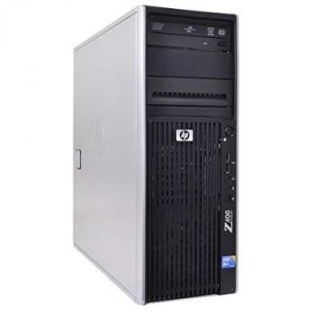 Ws HP Z400 Xeon W3565 12GB dvd-rw