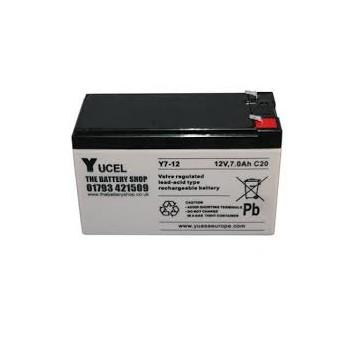 Batteria UPS Yuasa 12V 7000 mAh