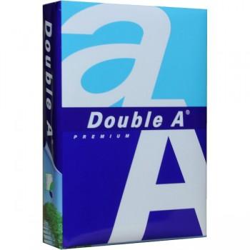 Carta A3 Double A 80gr confezione 5 risme (5,6 risma)