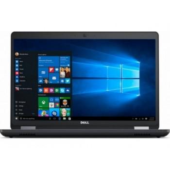 NB 15.6 Dell Precision 3510 i7-6820HQ 16Gb 512Gb ssd Ati 2Gb W10P Coa