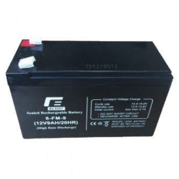 Batteria UPS Elsist 12V 9000 mAh retail