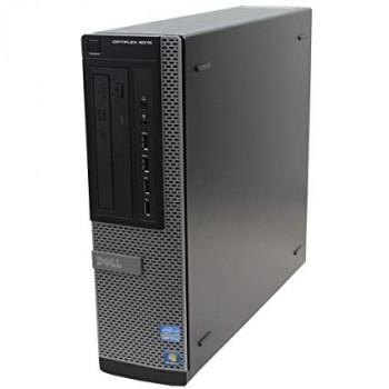 Pc Dell 7010 sff i5-3570 4Gb 128Gb ssd dvd-rw W7P Coa