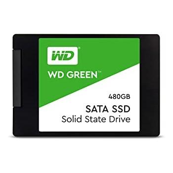 SSD 480 Gb WD Green WDS480G2G0A