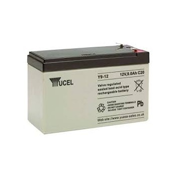 Batteria UPS Yuasa 12V 9000 mAh