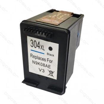 Ink Hp compatibile con HP304 XL Bk