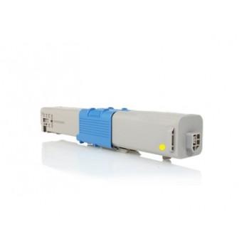 Toner Oki compatibile con Oki C310/330/510/530 Y