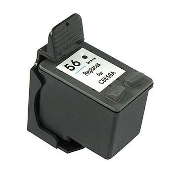 Ink HP compatibile con HP 56 BK