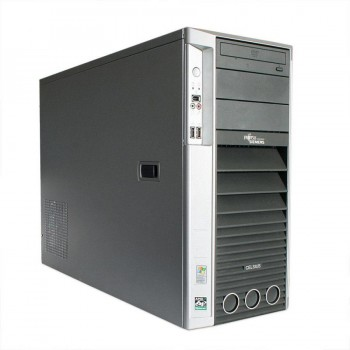 WS FSC CELSIUS V840 AMD Dual Opteron 2214 4GB 128Gb ssd dvd-rw