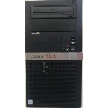 Pc Exone MT i3-6100 8Gb 256Gb ssd dvd-rw GT710 2Gb