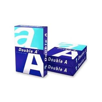 Carta A4 Double A Premium fascia A certificata 80gr confezione 5 risme (2.59 risma)