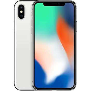 Apple iPhone X 64Gb silver grade AA