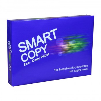 Carta A3 Smart Copy Blu 80gr confezione 5 risme (5,4 risma)