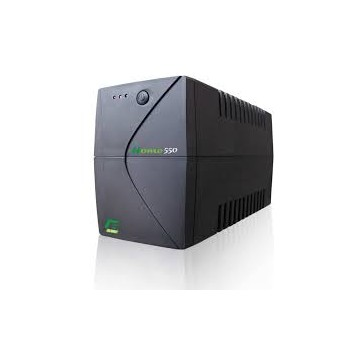 UPS 300W 550VA monofase Line Interactive 1 Shuko