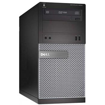Pc Dell 3020 mt i5-4590 8Gb 256Gb ssd dvd-rw W10P Cmar