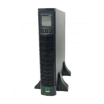 UPS 1350W 2000VA On-line Tower/Rack doppia conversione con display + software