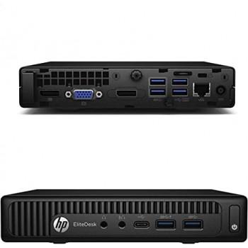 Pc Hp 600 G2 DM i5-6500T 8Gb 256Gb ssd W10P Coa