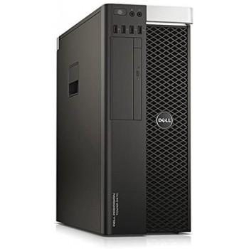 Ws Dell Xeon T5810 E5-1620v3 32Gb 512Gb ssd dvd-rw K2200 4Gb W8P Coa