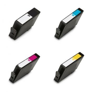 Ink HP compatibile con HP912XL BK