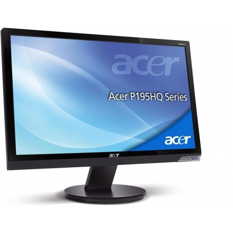 Monitor 18,5 Acer P195HQ lcd 16:9
