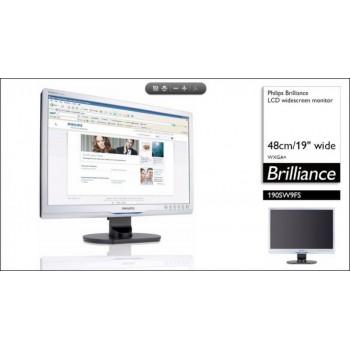 Monitor 19 Philips Brilliance 190SW lcd16:10