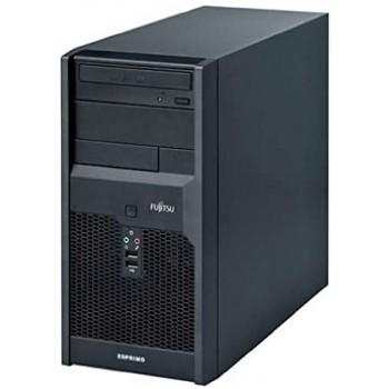 Pc Fujitsu Esprimo P2560 E6700 4Gb 320Gb dvd-rw W10P Coa